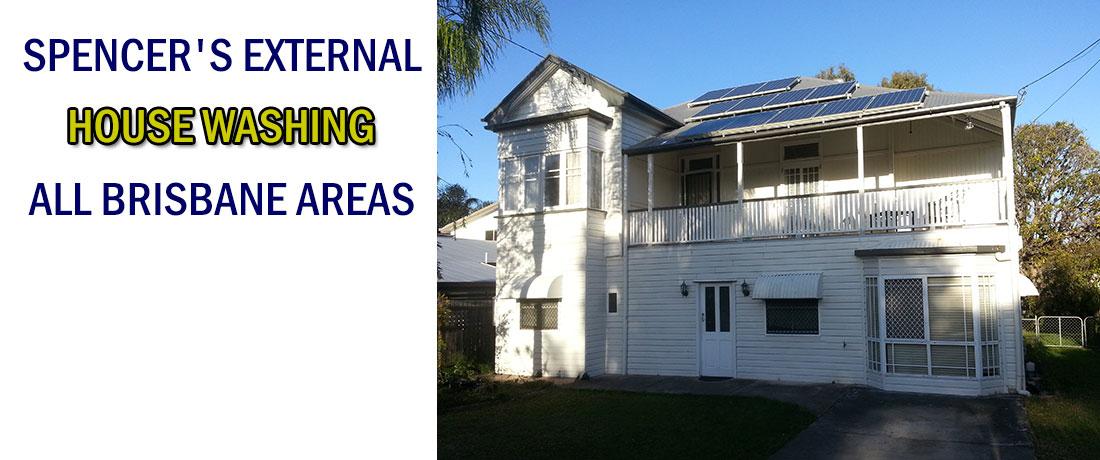 We wash External Buildings