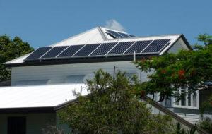 solar panel cleaning Ashgrove